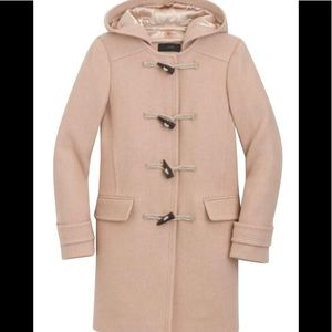 Nwt j.crew toggle coat